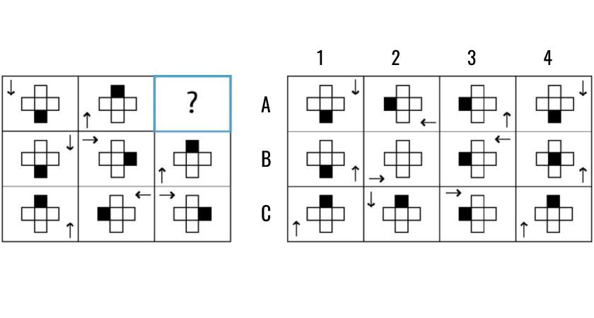 Картинки логических тестов